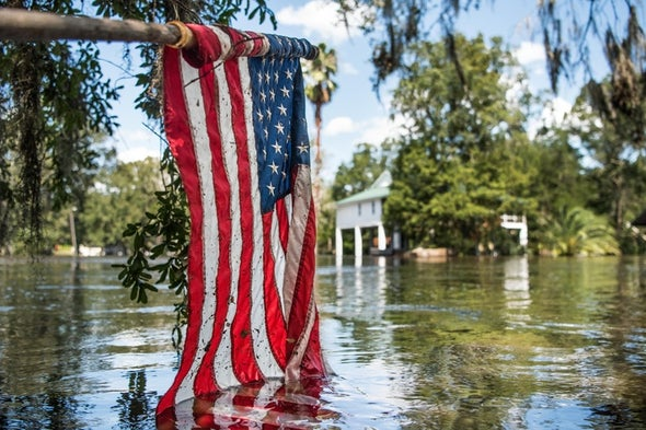 Why Trump-Favoring Voters Ignored a Deadly Hurricane Warning