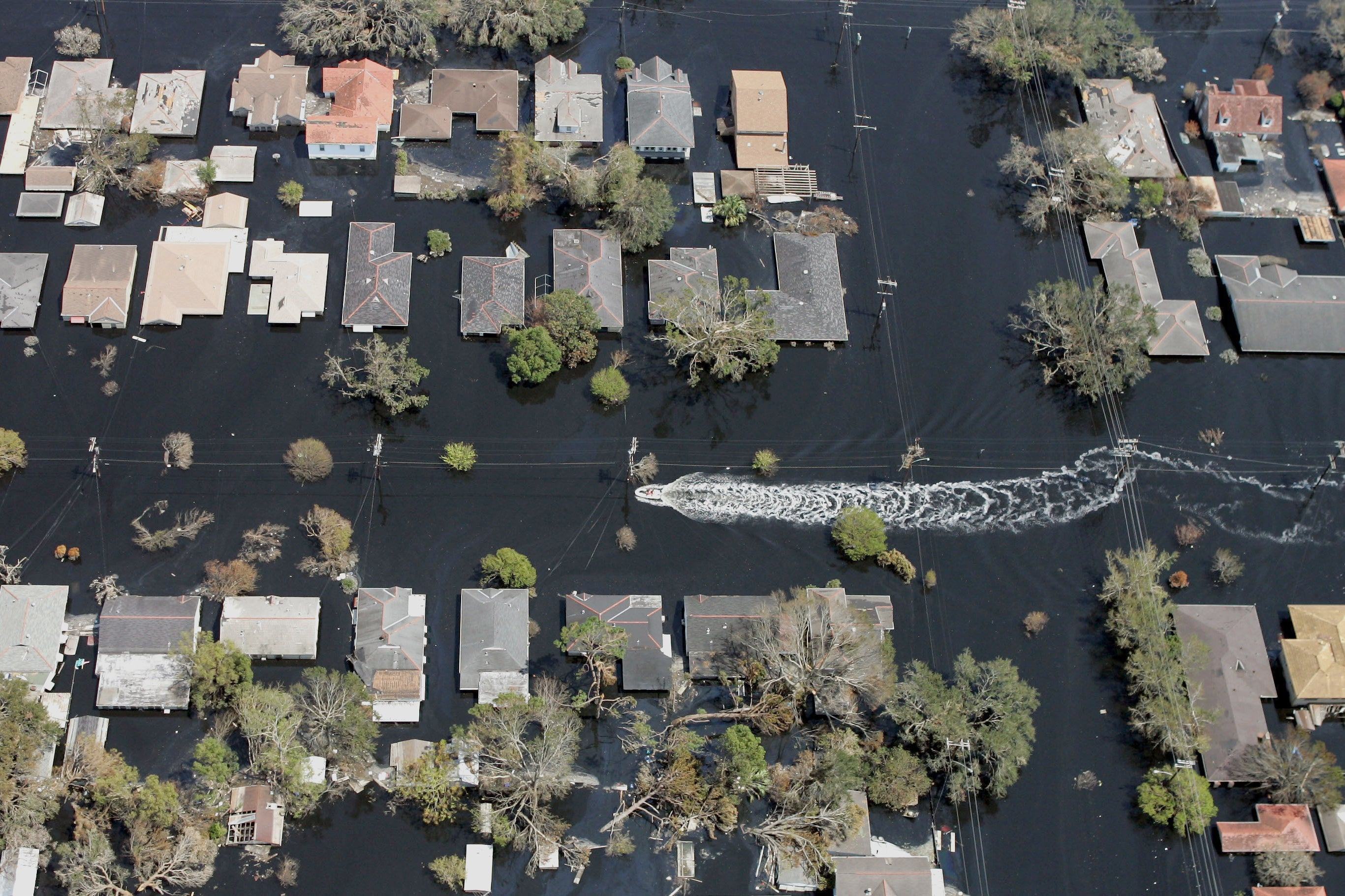Homes in U.S. Flood Zones Are Vastly Overvalued