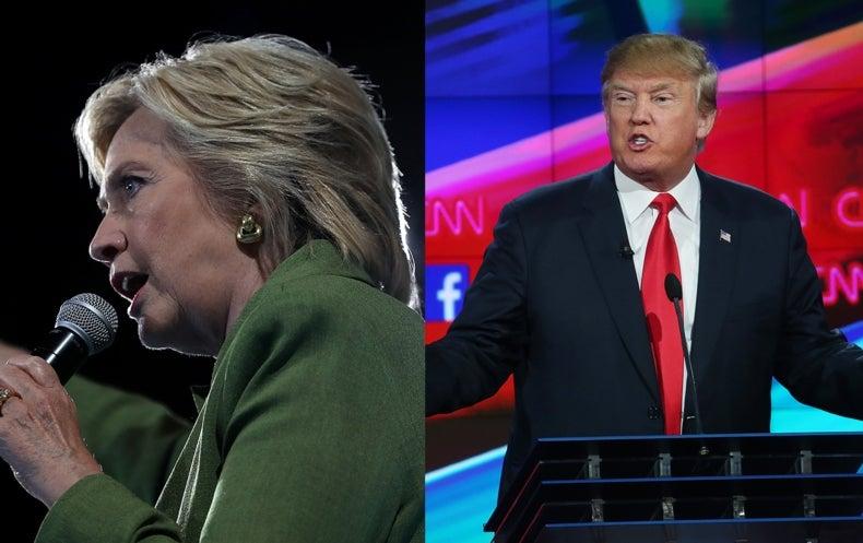 Trump versus Clinton: Worlds Apart on Science