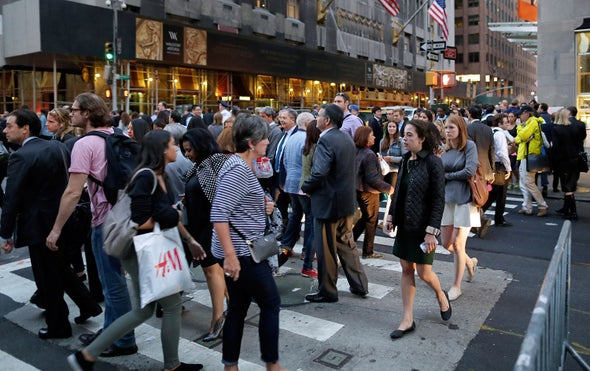 does city life pose a risk to mental health scientific american