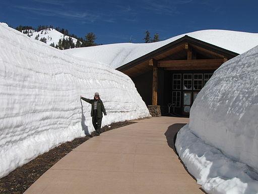 Snow Surveyors Have Fun, but Data Deadly Serious