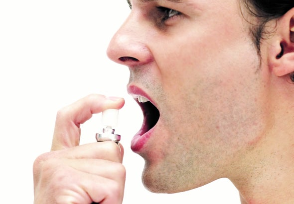 A Litmus Test for Bad Breath