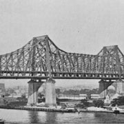 100 Years Ago: Engineering a City--New York City's Bridges