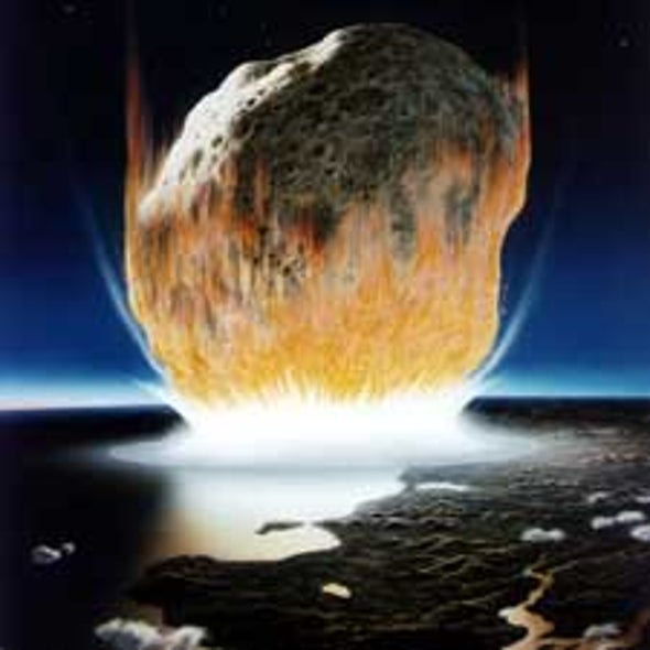 A Theory Set in Stone: An Asteroid Killed the Dinosaurs, After All