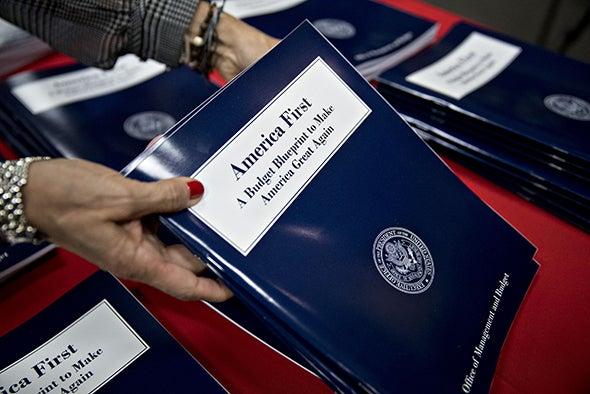 Trump Budget Would Slash Education Dept >> Trump Budget Would Slash Science Programs Across Government