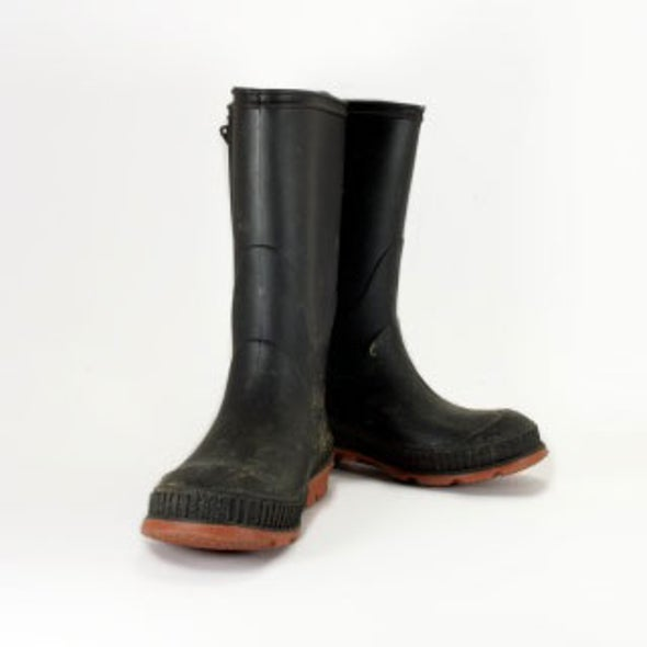 The Origin of Rubber Boots