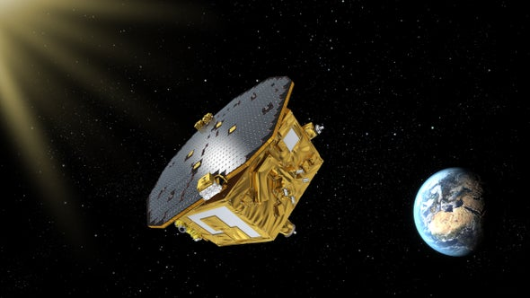 LISA Pathfinder Reports Record-Breaking Gravitational Wave Results