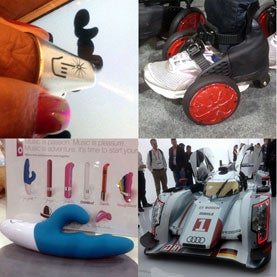10 Technologies That Turned Our Heads: 2013 CES in Pictures [Slide Show]