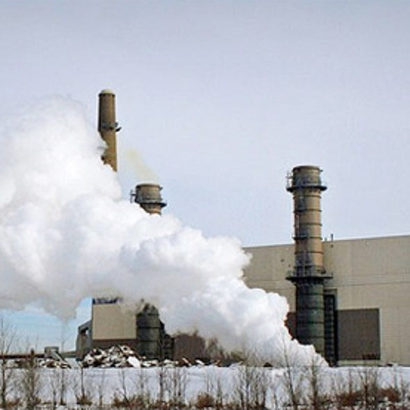 Scrubbing Carbon Dioxide from Air May Prove Too Costly