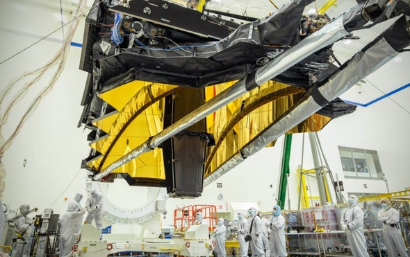 NASA's James Webb Space Telescope Slips to 2020, and Astronomy Suffers