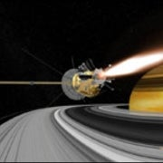 Cassini Ready for Saturn Rendezvous