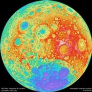A Fuller Moon: High-Res Images Fill in Details about Lunar Topography