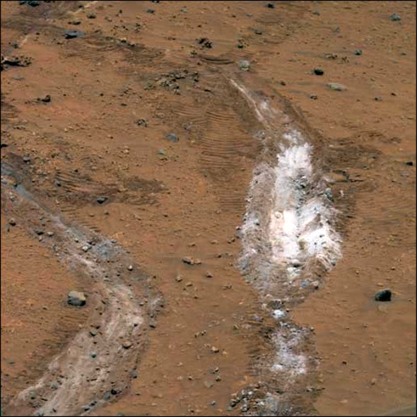 More Evidence for a Wet Mars