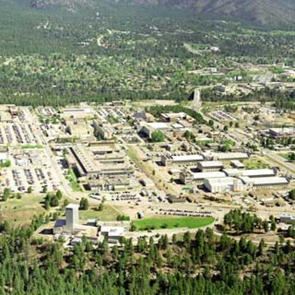 Audit Smokes Out Lax Fire Protection at U.S. Nuclear Weapons Lab