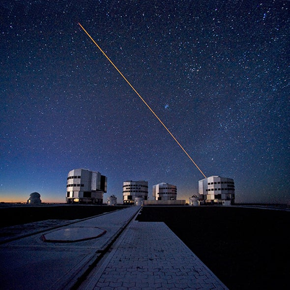 Telescopes Have Grown from Huge to Humongous [Slide Show]