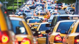 Manhattan Weighs Driver Fee to Cut Pollution