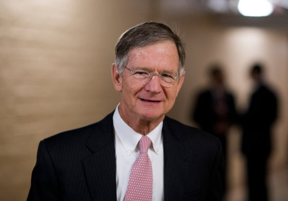 Controversial Chairman of U.S. House Science Committee to Retire