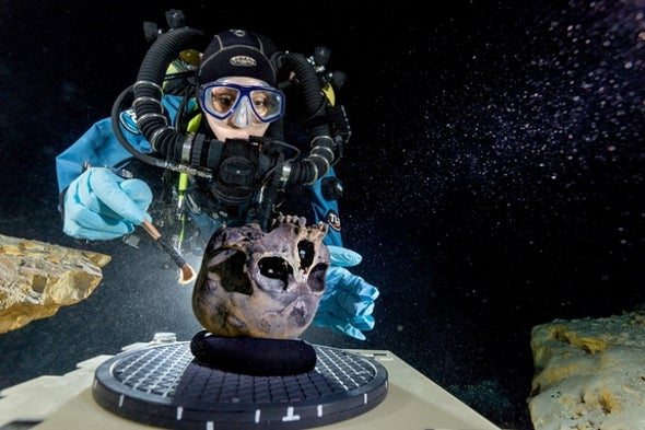 Discovery of Mexican Skeleton Connects Siberian Ancestors to Native Americans