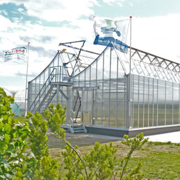 """Putting the """"Green"""" into Greenhouses"""