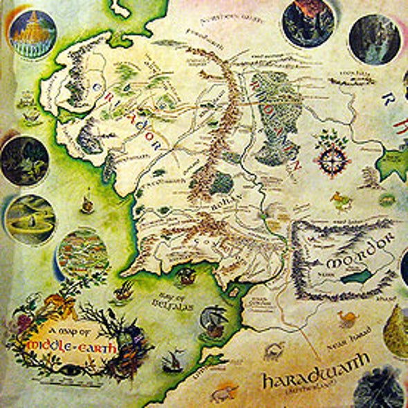 Climate Scientist Takes on Tolkien's Middle Earth