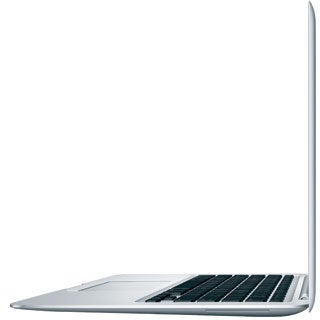 Apple Unveils Green Ultrathin Laptop