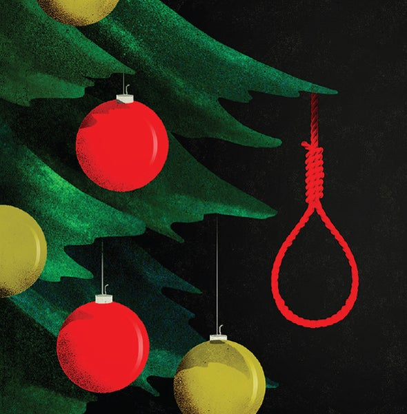 The Christmastime Suicide Myth - Scientific American