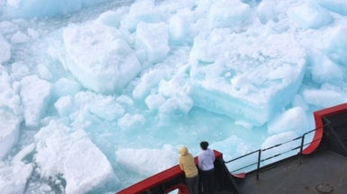 Scientists Turn to Drones for Closer Look at Arctic Sea Ice