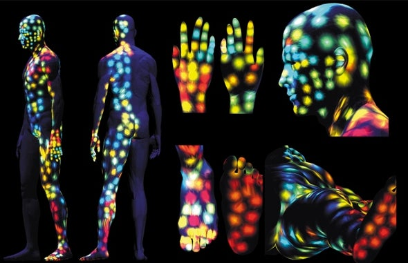 The Man Who Can Map the Chemicals All Over Your Body