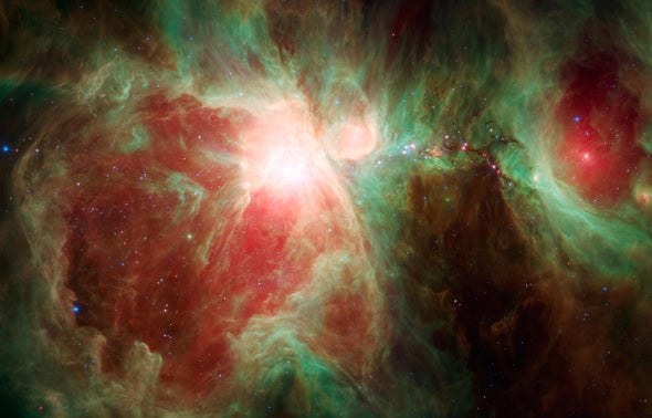 Balloon Telescope Searches for Universe's Baby Stars