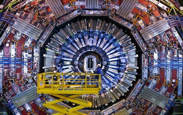Large Hadron Collider Starts Doing Science Again