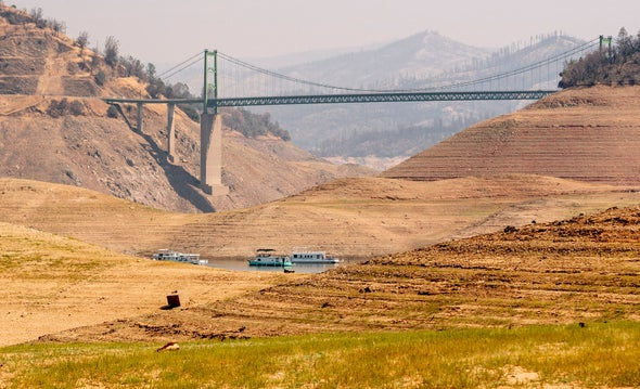 'Historical' Western Drought Is Likely to Persist