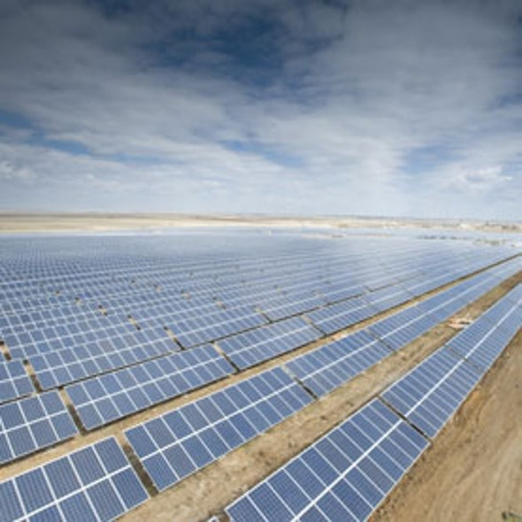 Renewable Energy Predicted to Boom, Surpass Natural Gas