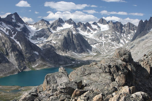 the rocky mountains largest glaciers are melting with little