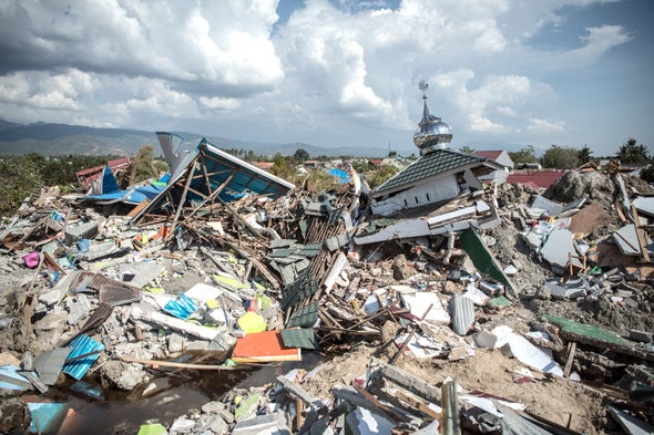 Indonesian Tsunami Was Powered by a Deadly Combo of Tectonics and Geography