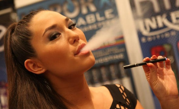 Electronic Cigarettes Don't Aid Quitting