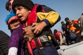 The Dangerous Passage of Syria's Climate Refugees [Slide Show]
