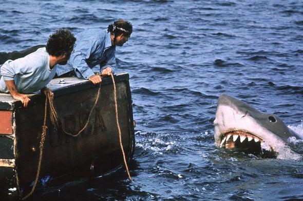<em>Jaws</em>: Classic Film, Crummy Science
