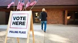 How Different Polling Locations Subconsciously Influence Voters