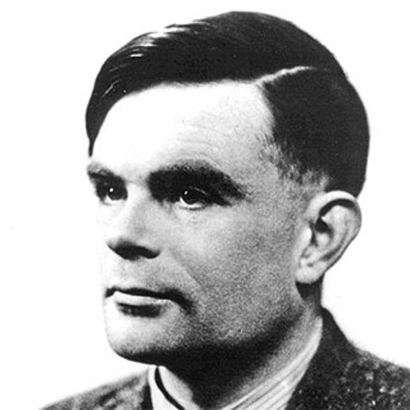 Alan Turing Comes Alive