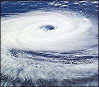 Tropical Cyclone Catarina