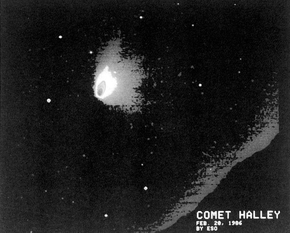 Is Seeing a Comet Like Halley's a Once-in-a-Lifetime Event?