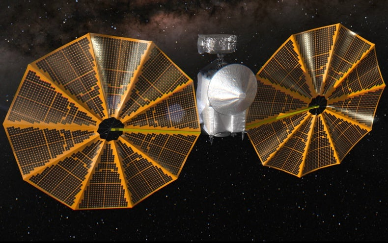 Lucy, the First Mission to Jupiter's Asteroids, Could Reveal Solar System Origins
