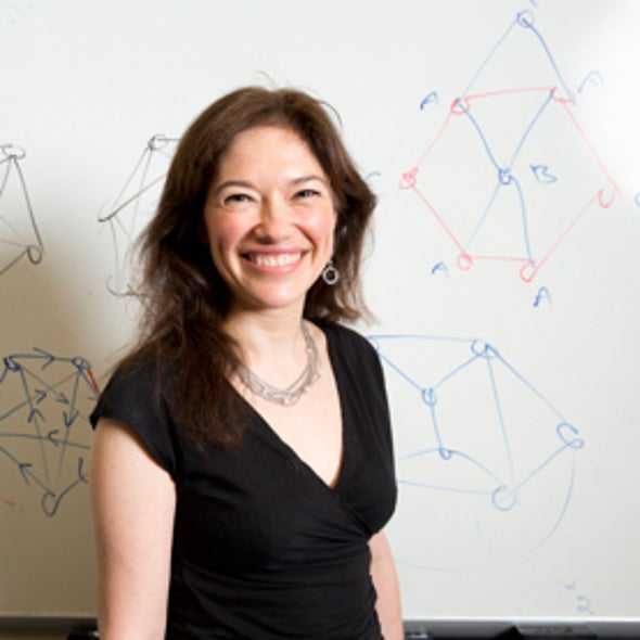 """Perfect Graphs and Perfect Harmony: Meet 2 of the 2012 MacArthur """"Genius"""" Fellows"""
