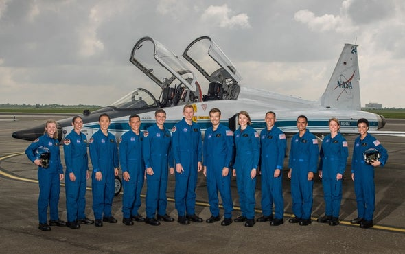 What's Next for NASA's New Astronaut Class?