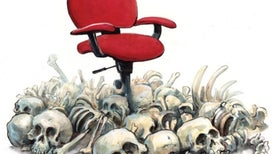 Sitting in a Chair Could Be Killing You