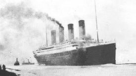 A <i>Titanic</i> Timeline, 1909-2012 [Interactive]