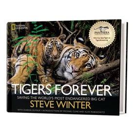 Book Review: <em>Tigers Forever</em>