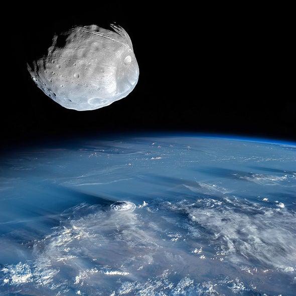 """Halloween Asteroid"" Will Fly Near Earth Saturday"