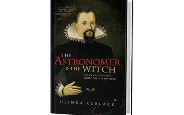Book Review: The Astronomer and the Witch