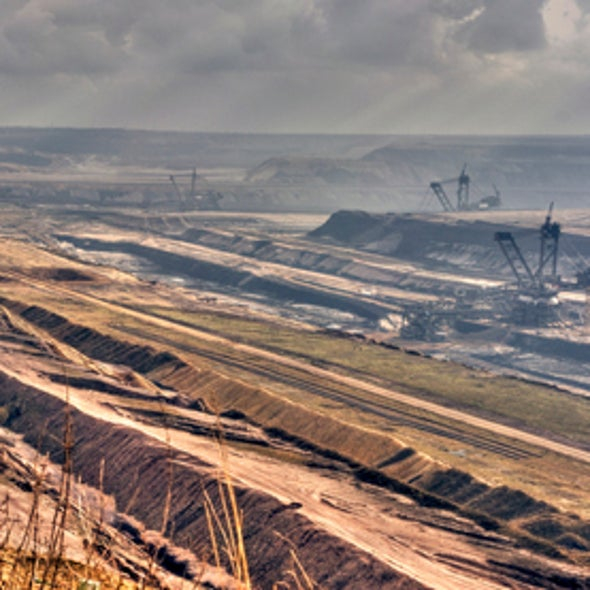 New Emissions-Curbing Strategy: Buy Coal in Ground and Lock Up Supply